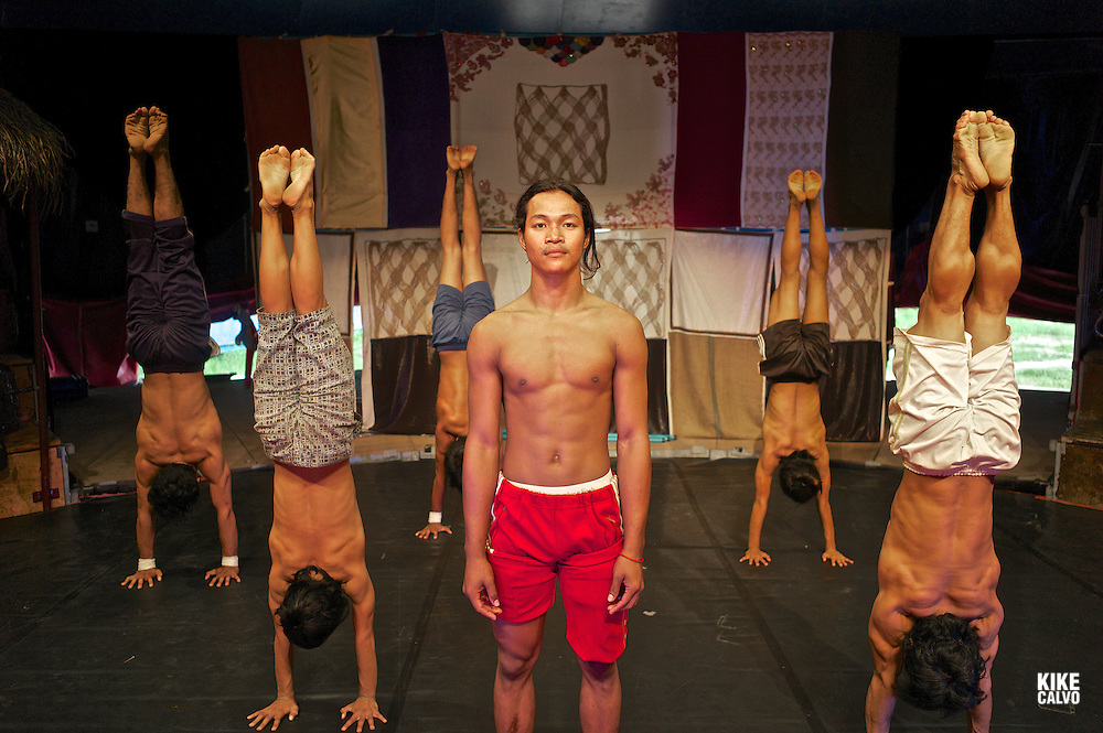 Phare - The Cambodian Circus Show. Phare Ponleu Selpak (PPS) is a non-profit Cambodian association working with vulnerable children, young adults and their families through 3 interweaving fields of intervention: Arts schools, Social support and Educational programs.