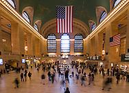 Grand Central Terminal, New York City, NY, interior