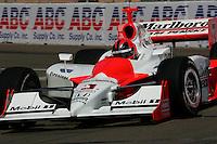 Helio Castroneves, Honda Grand Prix of St. Petersburg, Streets of St. Petersburg, St. Petersburg, FL USA, 4/2/2006