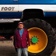 Moore´s Family Big Foot, munster cars show. - La Richardais France 2010 / Javier Belmont