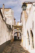 Streets of Évora, Alentejo