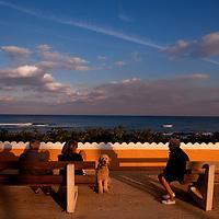 PALM BECH, FL --  Scenes along Palm Beach. (PHOTO / CHIP LITHERLAND)