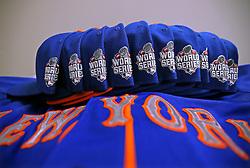 New York Mets 2015 World Series hats, New York