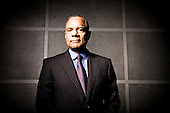 Portraits of Kenneth Chenault - American Express - 2009