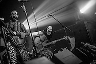 47SOUL + Shambolique + Helen and The Sirens + Tabitha Taboo at The Hootananny in Brixton. Friday 4 March, 2016. (Photo/Ivan Gonzalez)