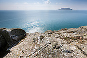 Available in Limited Editions of 3 x A1 and 5 x A2 prints, plus unlimited prints in the A3 and A4 sizes...Almost the end of the Pilgrim's journey, the short but treacherous Bardsey sound seperates mainland Wales from the spiritual fulfillment found on Ynys Enlli (Bardsey Island)