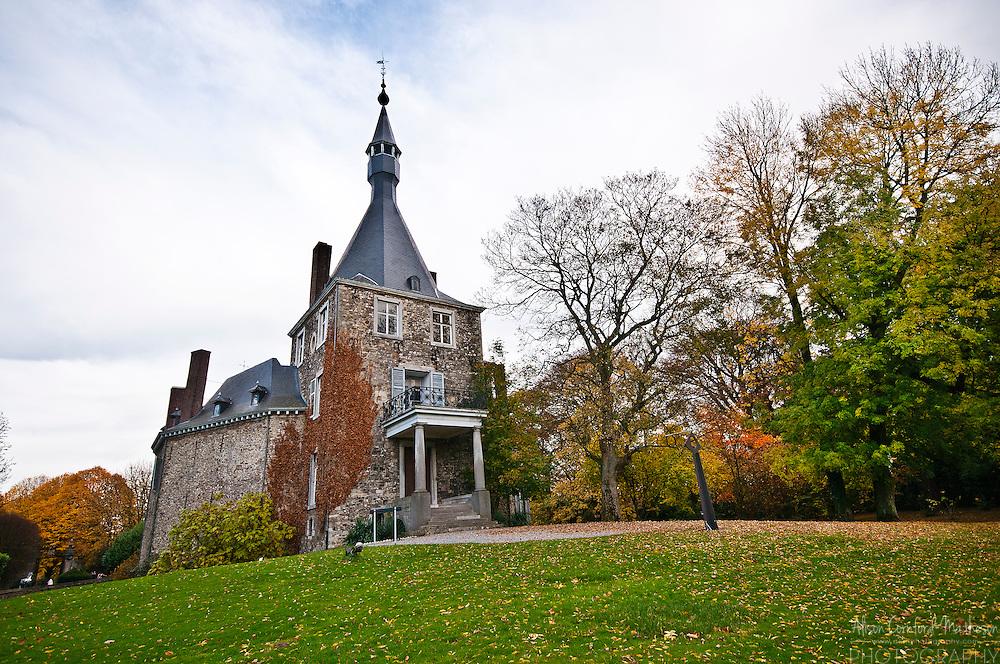 Château de Waroux is a castle in Belgium, near Liege in Wallonia.