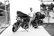 Dana Vachon<br /> Army<br /> E-5<br /> Aug. 1978 - Aug. 1995<br /> Combat Engineer<br /> <br /> Veterans Portrait Project<br /> Laconia, NH<br /> Laconia Bike Week