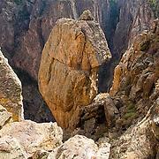 Balanced Rock, Black Canyon of the Gunnison National Park