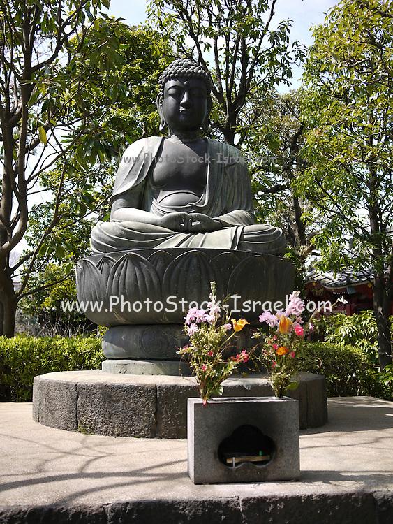 Japan, Tokyo, Asakusa, Kannon temple,