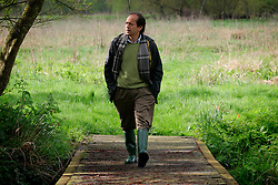 UK ENGLAND WILTSHIRE SALISBURY 1MAY06 - Novellist and poet Vikram Seth (53) at his estate in Salisbury, Wiltshire. His most recent book, Two Lives, is a non-fiction family memoir written at the suggestion of his mother, and published in October, 2005. It focuses on the lives of his great uncle (Shanti Behari Seth) and German-Jewish great aunt (Henny Caro) who met in Berlin in the early 1930s...jre/Photo by Jiri Rezac..© Jiri Rezac 2006..Contact: +44 (0) 7050 110 417.Mobile:  +44 (0) 7801 337 683.Office:  +44 (0) 20 8968 9635..Email:   jiri@jirirezac.com.Web:    www.jirirezac.com..© All images Jiri Rezac 2006 - All rights reserved.