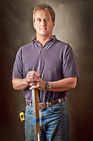 Construction contractor, Brad Himmelwright, Anchorage, Alaska