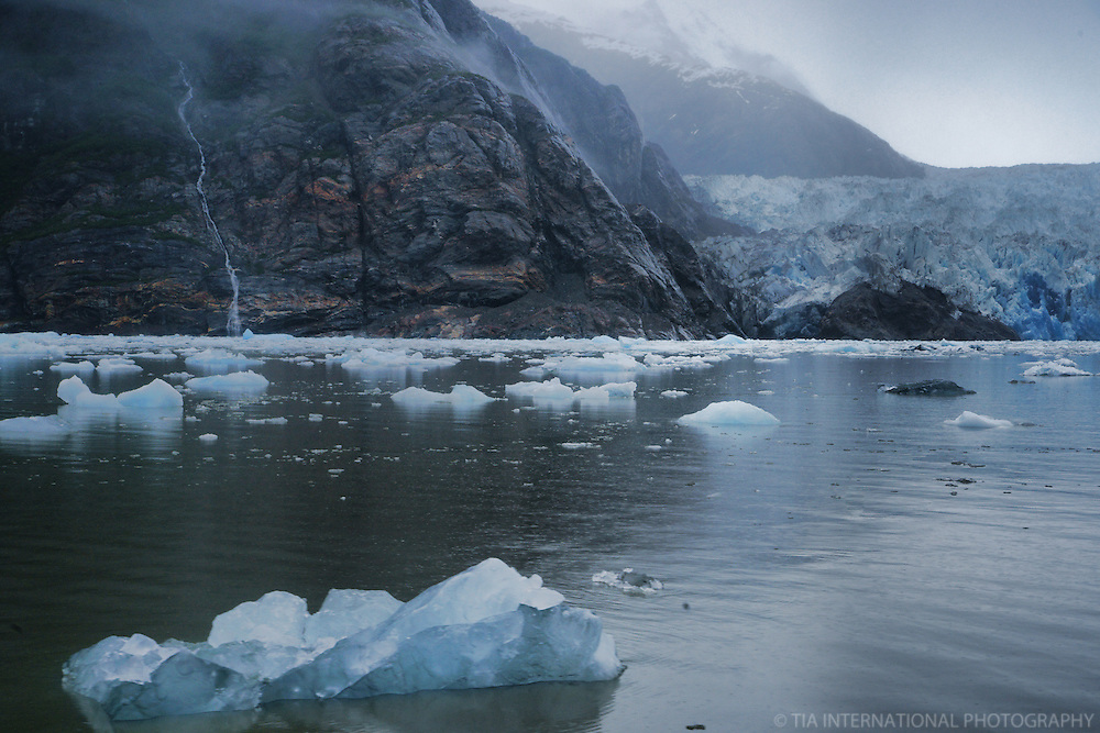 South Sawyer Glacier, Tracy Arm Fjord