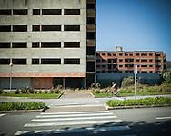 Valongo, Oporto suburbs<br /> An huge urbanization was abandoned. The Municipality has no money to demolish this building project wich was once presented as the region &quot;Brasilia&quot;, the new city build from zero.<br /> <br /> Valongo, sub&uacute;rbio do Porto<br /> Mega urbaniza&ccedil;&atilde;o abandonada. A autarquia n&atilde;o tem fundos para proceder &agrave; demoli&ccedil;&atilde;o deste projecto que chegou a ser apelidado como a &quot;Bras&iacute;lia&quot; desta regi&atilde;o.