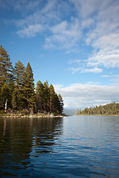 """Entrance to Emerald Bay"" - This photography was shot at the entrance to Emerald Bay, lake Tahoe, CA."