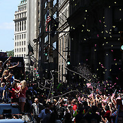 U.S. WNT World Cup Parade New York 2015