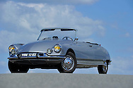 16/06/14 - GERGOVIE - PUY DE DOME - FRANCE - Essais cabriolet CITROEN DS 19 de 1962 - Photo Jerome CHABANNE
