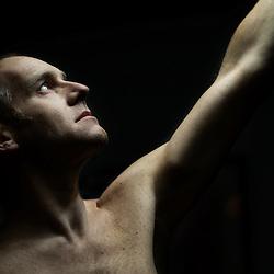 Self Portrait of Mark Blundell