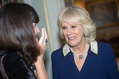 FEB 27 2014 HRH The Duchess of Cornwall-Women of the World Festival 2014