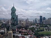 Panama-2014<br /> Inland day view Panama City.