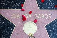 Death of Zsa Zsa Gabor