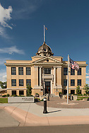 Sidney Montana, Richland County Courthouse, renovated in 2015