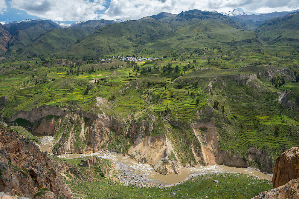 South America,Peru, Colca Canyon,