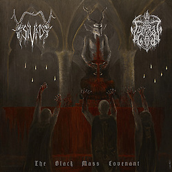 "SIVAD / FUNERAL OF GOD ""The Black Mass Covenant"""