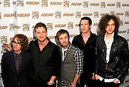 OneRepublic at the 2009 ASCAP Pop Awards at the Renaissance Hotel in Hollywood, April 22, 2009...Photo by Chris Walter/Photofeatures.