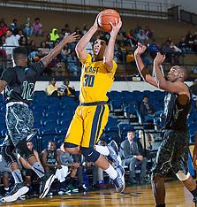 2016-17 A&T Men's Basketball vs Greensboro College