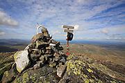 Tur til Fongen, 1441 moh. fra Ramsjøhytta i Tydal. Med Heidi Kulseth og Knut Kjøsnes. Fongen, 1440 m.o.h.