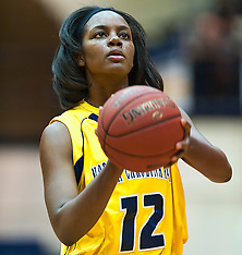2013-14 A&T Women's Basketball vs Coppin State