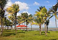Restaurant, Laguna de la Leche, Moron, Ciego de Avila, Cuba.