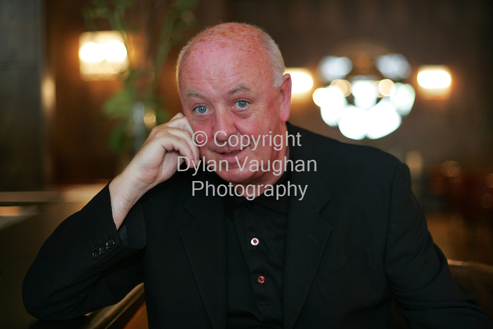 28/6/2004.Eamon Langton pictured at langtons in Kilkenny..Picture Dylan Vaughan
