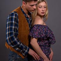Western Couple