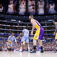 04-06 LAKERS AT CLIPPERS