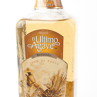 El Ultimo Agave reposado -- Image originally appeared in the Tequila Matchmaker: http://tequilamatchmaker.com