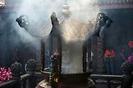 The Qingshui Zushi Temple in Sanxia, Taiwan.