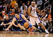 NBA: Orlando Magic at Phoenix Suns//20121209