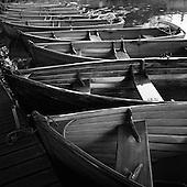 Rowing Boats, Dedham Vale 2013