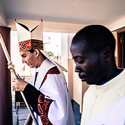 The Auxiliary bishop of Maputo