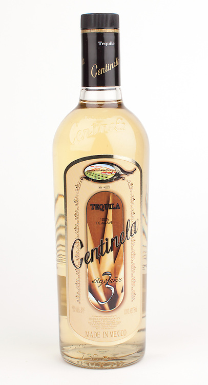 Centinela anejo -- Image originally appeared in the Tequila Matchmaker: http://tequilamatchmaker.com
