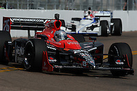 Marco Andretti, Honda Grand Prix of St. Petersburg,  Streets of St. Petersburg, FL  USA 3/28/2010