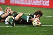Castle Series: Springboks v New Zealand 6 October 2012