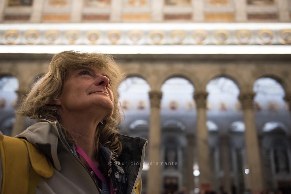 Wallfahrt nach Rom. Dieses Jahr organisiert Fratello das Europäische Festival der Freude und der Barmherzigkeit, das 6.000 Menschen am Rande der Gesellschaft und ihren Begleitern eine außerordentliche Zeit in Rom und Begegnungen mit Papst Franziskus erlaubt. 10.-13. November