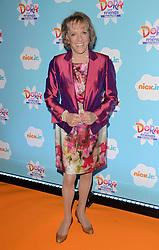 Ester Rantzen attends Dora and Friends TV Premiere at Empire Leiceter Sq, London on Sunday 2.11.2014