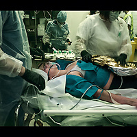 Desgenettes: exercice d'afflux massif de blessés