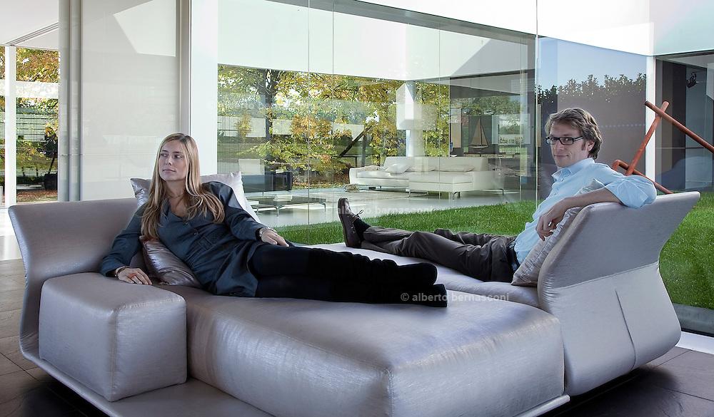 Design milano salone del mobile corporate alberto for Unifor milano