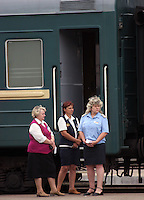 Russiske konduktriser