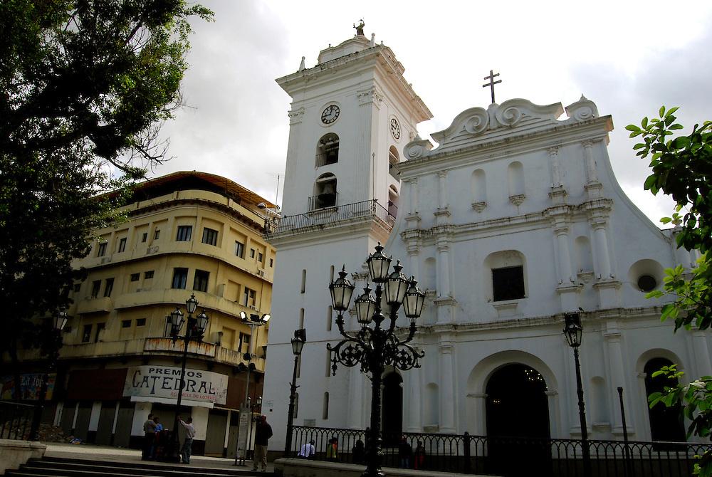 Arquitectura de Venezuela un paso por el tiempo